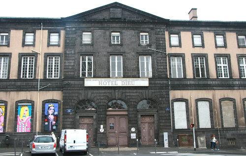 L'Hotel-Dieu de Clermont Ferrand
