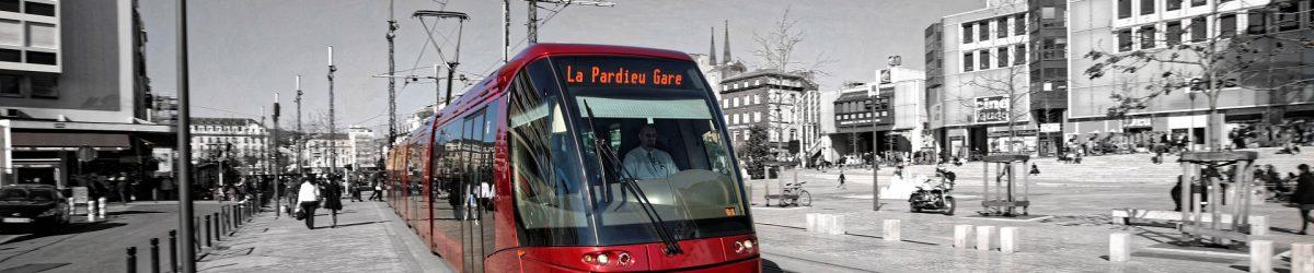Transports à Clermont Ferrand