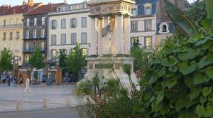 aménagement paysager centre-ville